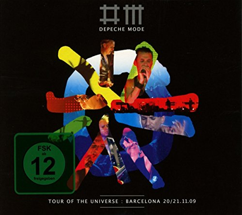 Tour Of The Universe: Barcelona 20/21:11:09