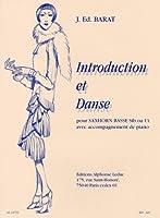 バラ: 序奏と舞曲/ルデュック社/ピアノ伴奏付チューバ・ソロ
