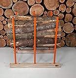 Forest Master BLS3 Sierra de troncos de múltiples motosierras