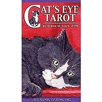 キャッツアイ タロット Cat's Eye Tarot 占い タロットカード 猫 キャッツ アイ キャット cat 英語のみ