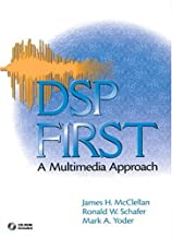 Dsp First Hb: A Multimedia Approach: United States Edition