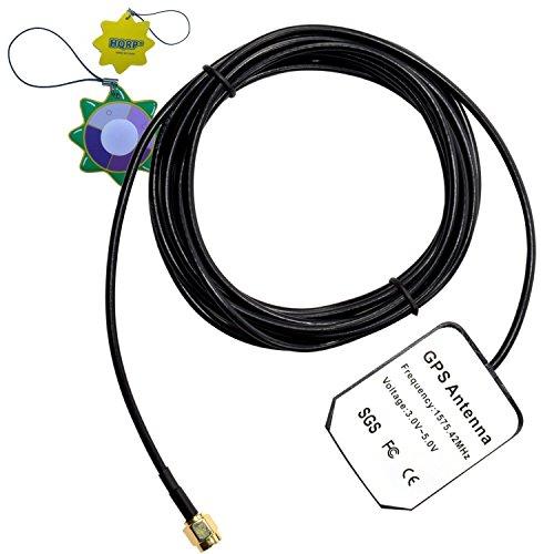 Magnetic Base CNH ZTN72122 72122 Trimble FMX RTK Radio Antenna Cable w//TNC