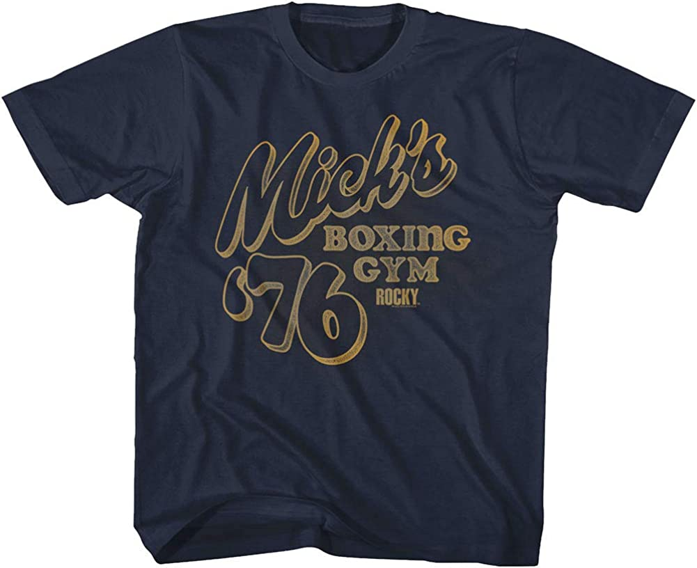 Rocky Mick's Boxing Gym Youth T-Shirt
