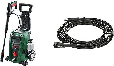 Bosch UniversalAquatak 135 High Pressure Washer & F016800361 6 m Extension Hose for AQT High Pressure Washers