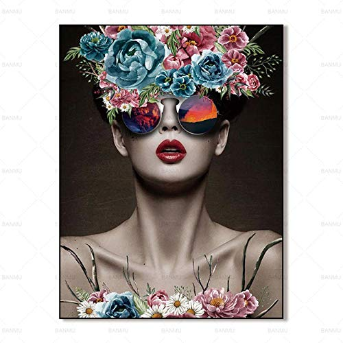 Painting Canvas Art Wall Print Picture Prints Figure on Canvas Wall Home Decor 40cmX60cm