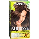 Garnier Nutrisse Haircolor - 50 Truffle (Medium Natural Brown) 1 Each (Pack of 2)