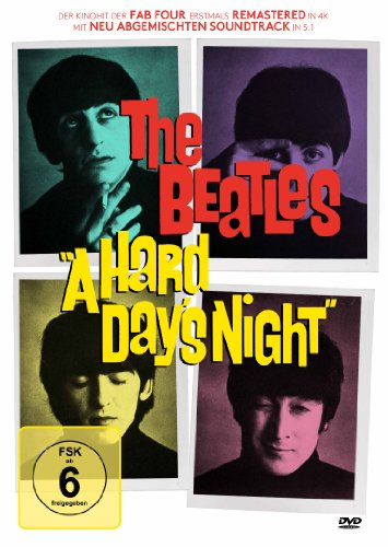 The Beatles - A Hard Day's Night [Alemania] [DVD]