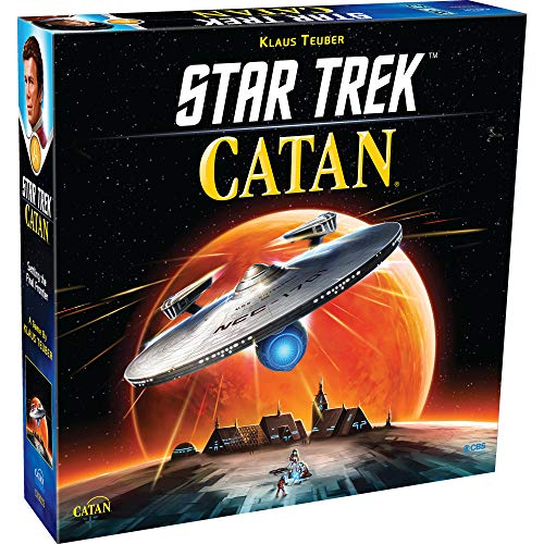 Our #3 Pick is the Star Trek Catan Board Game