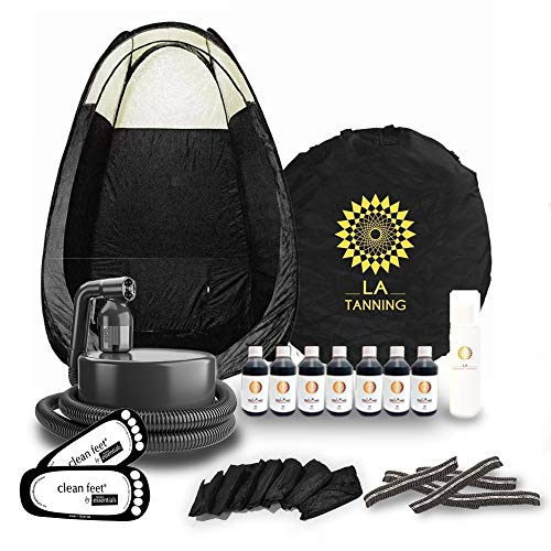 Spray Tanning Kit, HVLP Tan.Lite Machine, Tent, Spray Tan & More! Should Be £299!!