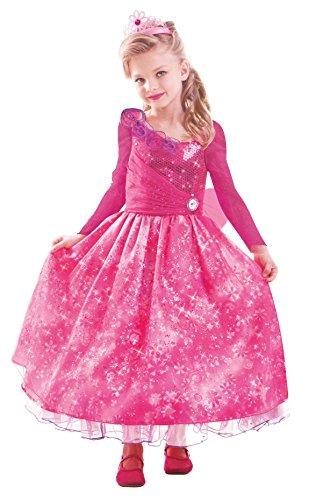 Barbie and the secret door Kostüm Kleid Gr. 116 Prinzessin