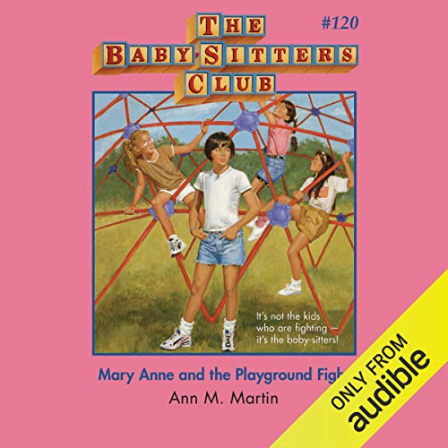 Mary Anne and the Playground Fight cover art