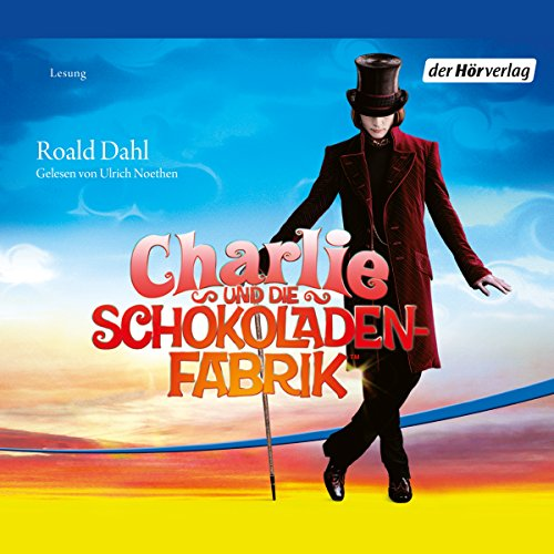 Charlie und die Schokoladenfabrik                   By:                                                                                                                                 Roald Dahl                               Narrated by:                                                                                                                                 Ulrich Noethen                      Length: 3 hrs and 13 mins     2 ratings     Overall 4.0