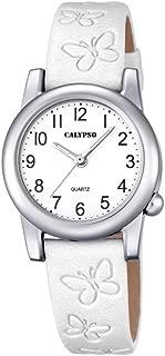 Reloj Análogo clásico para niñas de Cuarzo con Correa en Cuero K5711/1