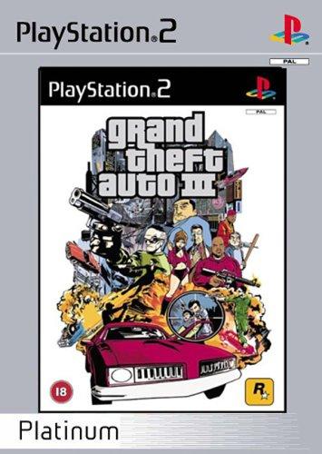 Grand Theft Auto 3 [Platinum]