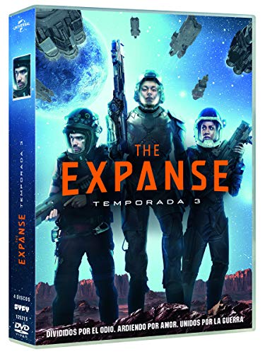 The Expanse - Temporada 3 [DVD]