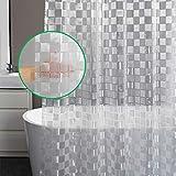 ANYEV Shower Curtain Liner 8 Gauge