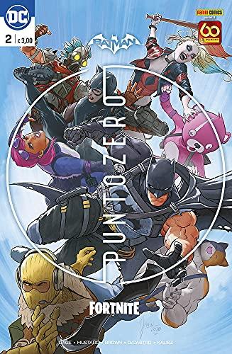 Batman Fortnite Punto zero 2