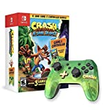 Crash Bandicoot: N. Sane Trilogy & Controller Bundle - Nintendo Switch