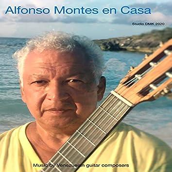 Alfonso Montes en Casa