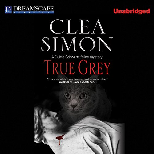 True Grey audiobook cover art