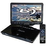 AVOX 10インチポータブル ブルーレイプレーヤー APBD-1080HK