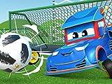Fußball Meisterschaft / Den Baumaschinen ist schlecht / Baby Auto ist traurig / Schule ist wichtig
