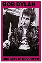 Bob Dylan Highway 61 Poster Print by delovely Arts