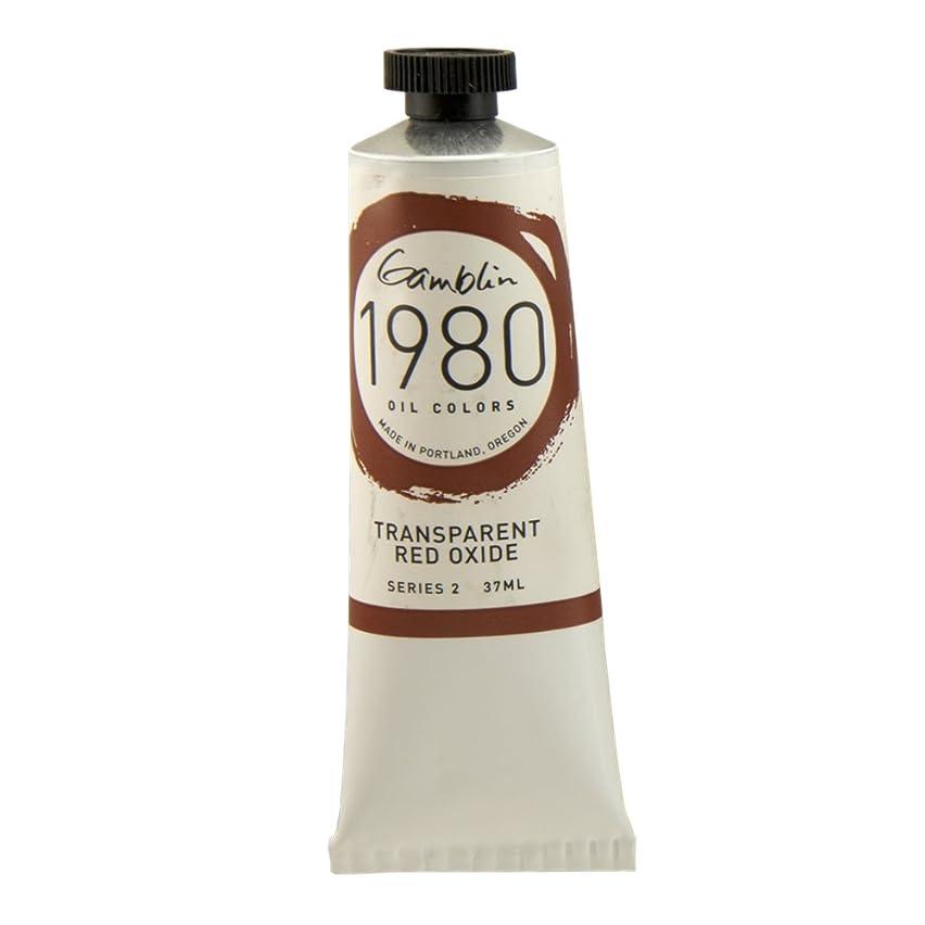 Gamblin 1980 Oil Trans Red Oxide 150Ml