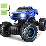 DOUBLE E 1:12 RC Cars Monster Truck 4WD Dual Motors Rechargeable Off...