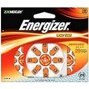 Energizer 10290 - 13 1.4 volt Zero Mercury Hearing Aid Battery (24 pack) (AZ13DP-24)