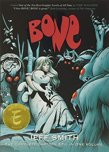 Bone: The Complete Cartoon Epic in One Volume (Bone Series)