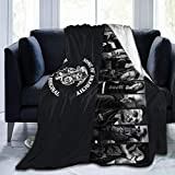 Sons of Pretty Anarchy Ultra Soft Breathable Flannel Throw Blanket,60'' x50