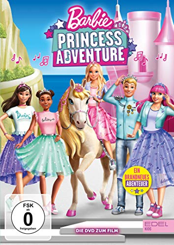 Barbie Princess Adventure - Die DVD zum Film