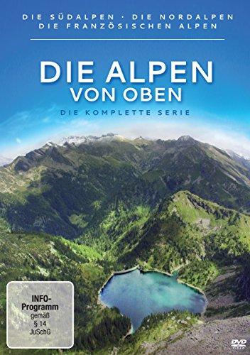 Die Alpen von oben - Die komplette Serie [6 DVDs]