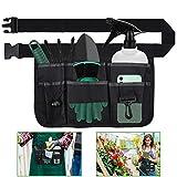 KBNIAN Werkzeugtasche Elektriker Werkzeugtasche mit Verstellbarem Gürtel Gebrauchstasche für Werkzeuge Multifunktionale...
