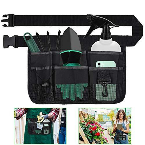 KBNIAN Werkzeugtasche Elektriker Werkzeugtasche mit Verstellbarem Gürtel Gebrauchstasche für...