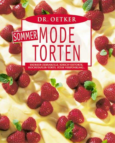 Sommer-Mode-Torten
