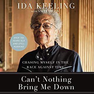 Can't Nothing Bring Me Down audiobook cover art