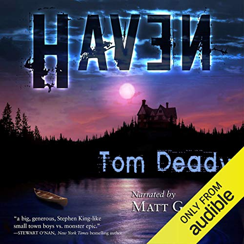 Haven Audiobook By Tom Deady cover art