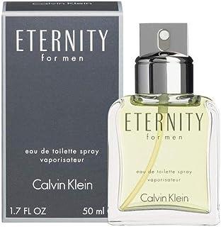 Eternity by Calvin Klein for Men - Eau de Toilette, 50ml