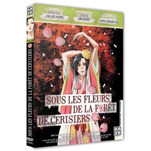 Youth Literature Film 2 : sous Les Fleurs de la forêt de cerisiers