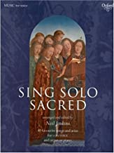 Sing Solo Sacred: Low voice