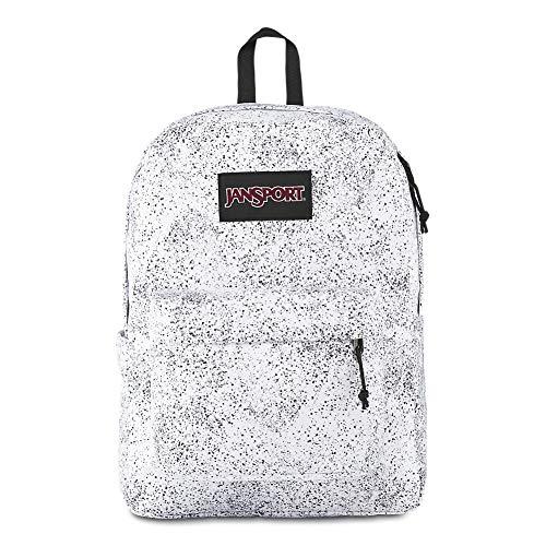 JanSport Ashbury Laptop Backpack - Comfortable School Pack   Speckled