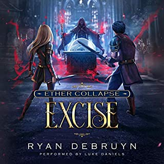 Excise (A Post-Apocalyptic LitRPG) cover art