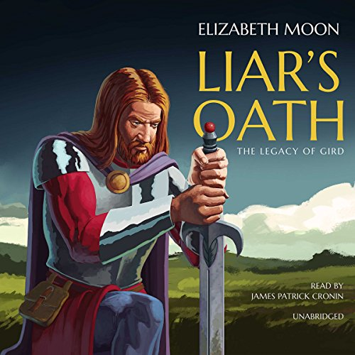 Liar's Oath audiobook cover art