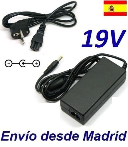Cargador Corriente 19V Reemplazo AIRIS GEA N618 N619 N620 N719 N720 Recambio Replacement