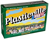Bachmann Trains - PLASTICVILLE U.S.A. BUILDINGS – CLASSIC KITS - SCHOOL HOUSE w/Playground Equipment - O Scale