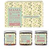 SMARTY BOX Caja Regalo Chuches Día de la Madre Original Caramelos y Gominolas para Mamá, Cumpleaños, Santo Golosinas Dulces sin Gluten, Fabricado en España (Hija)