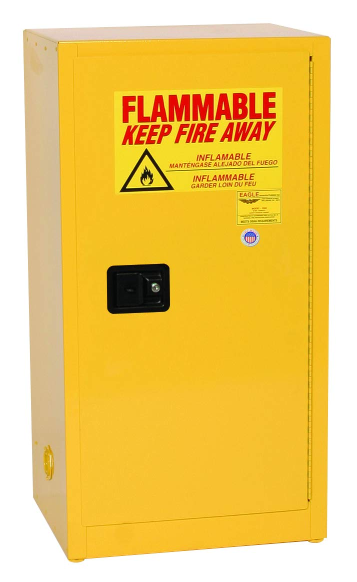 Eagle 1906 Safety Cabinet Ranking TOP14 for Flammable Manual C Popular Liquids Door 1