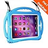 TopEsct iPad 2 Case for Kids, Shockproof Silicone Handle Stand...